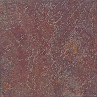 Interceramic Calcutta Slate 16 x 16 Manali Red CASEMARD1616M