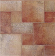 Interceramic Canyon 8 x 8 Mesquite INCYMES08