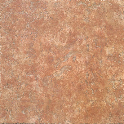 Interceramic Creek Stone 6 1/4 x 6 1/4 (Discontinued) Terra Cotta CRSTTERC66