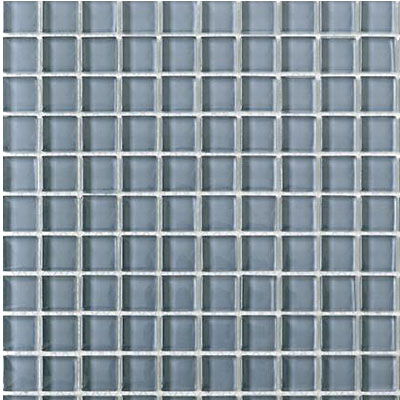 Interceramic Interglass Shimmer Mosaic 1 x 1 Rain SHIMRAIA11MG