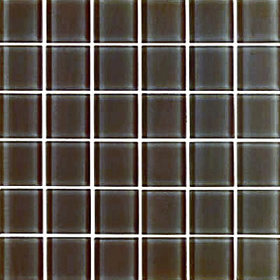 Interceramic Interglass Shimmer Mosaic 2 x 2 Storm SHIMSTOR22MG