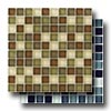 Interglass Shimmer Blends Mosaic 1 x 1