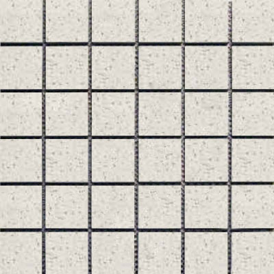 Interceramic Intertech Unglazed Porcelain Mosaic 2 x 2 Dotti Ivory POMODOIV22U