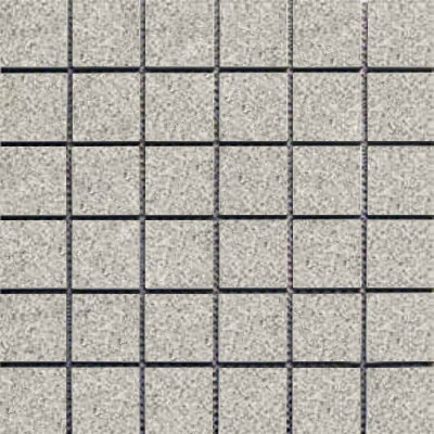 Interceramic Intertech Unglazed Porcelain Mosaic 2 x 2 Dotti Light Gray POMODLGR22U