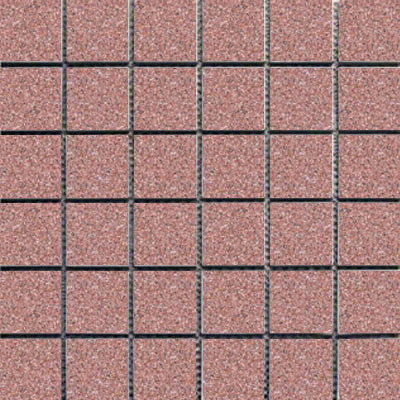 Interceramic Intertech Unglazed Porcelain Mosaic 2 x 2 Dotti Tobacco POMODOTO22U