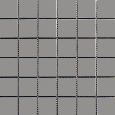 Interceramic Intertech Unglazed Porcelain Mosaic 2 x 2 Uni Grey POMOUNGY22U