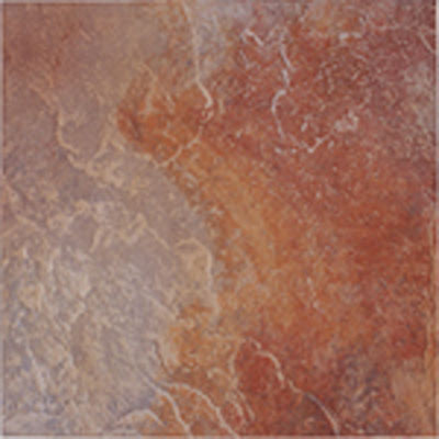 Interceramic Kashmir Stone 24 x 24 Jaipur Red KASTJARE2424