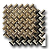 Marble Mosaic Lattice Basketweave