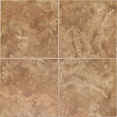 Interceramic Romanza II 13 x 13 Brown ROM2BROW1313M