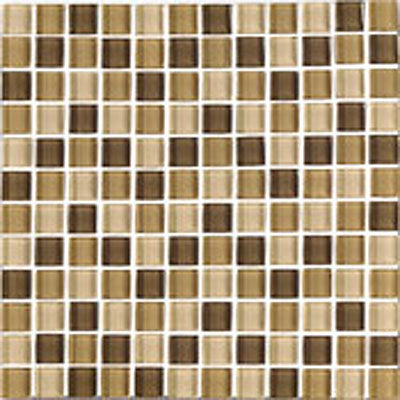 Interceramic Shimmer Blends Interglass (Brick) 1 x 2 Matte (DROP) Desert SHBLDESR12MM