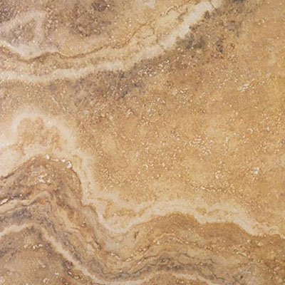 Interceramic Travertino Royal 13 x 13 Gold TRAVGOLL1313