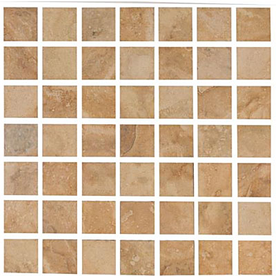 Interceramic Travertino Royal Mosaic 12 x 12 Gold TRAVGOLL22MOS