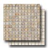 Turkish Travertine Mosaic 1 x 1