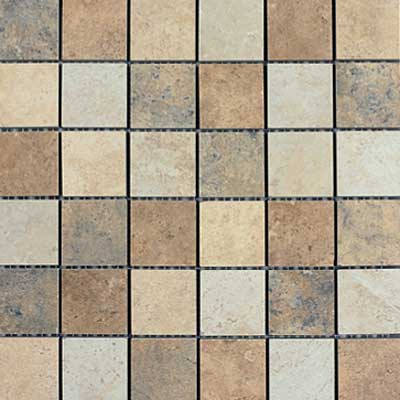 Italgres Scabos Mosaic (Dropped) Multicolor