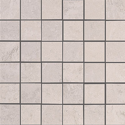 Laufen Basilica Mosaic (Drop) Etruscan Light Grey LFBA387-2PO