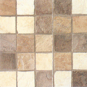 Lea Ceramiche Rainforest Mosaic (Discontinued) Multicolor LEARAI-MOS22