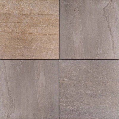 MS International Arterra Porcelain Pavers 24 x 24 Pedra Azul