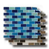 Glass Mosaic 1 x 2