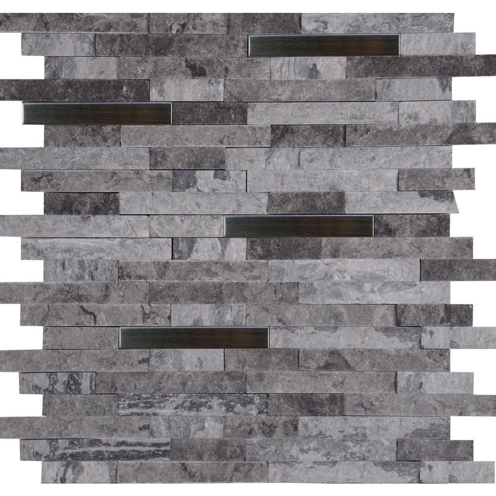 Ms International Decorative Blends Mosaic Interlocking 12