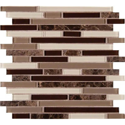 Ms International Interlocking Mosaics Rustic Creek Smot