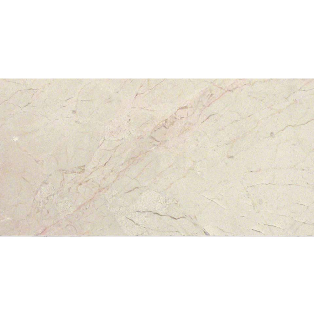 MS International Marble 12 x 24 Polished Crema Marfil Classic Polished