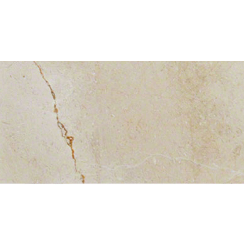 MS International Marble 12 x 24 Polished Crema Marfil Select Polished
