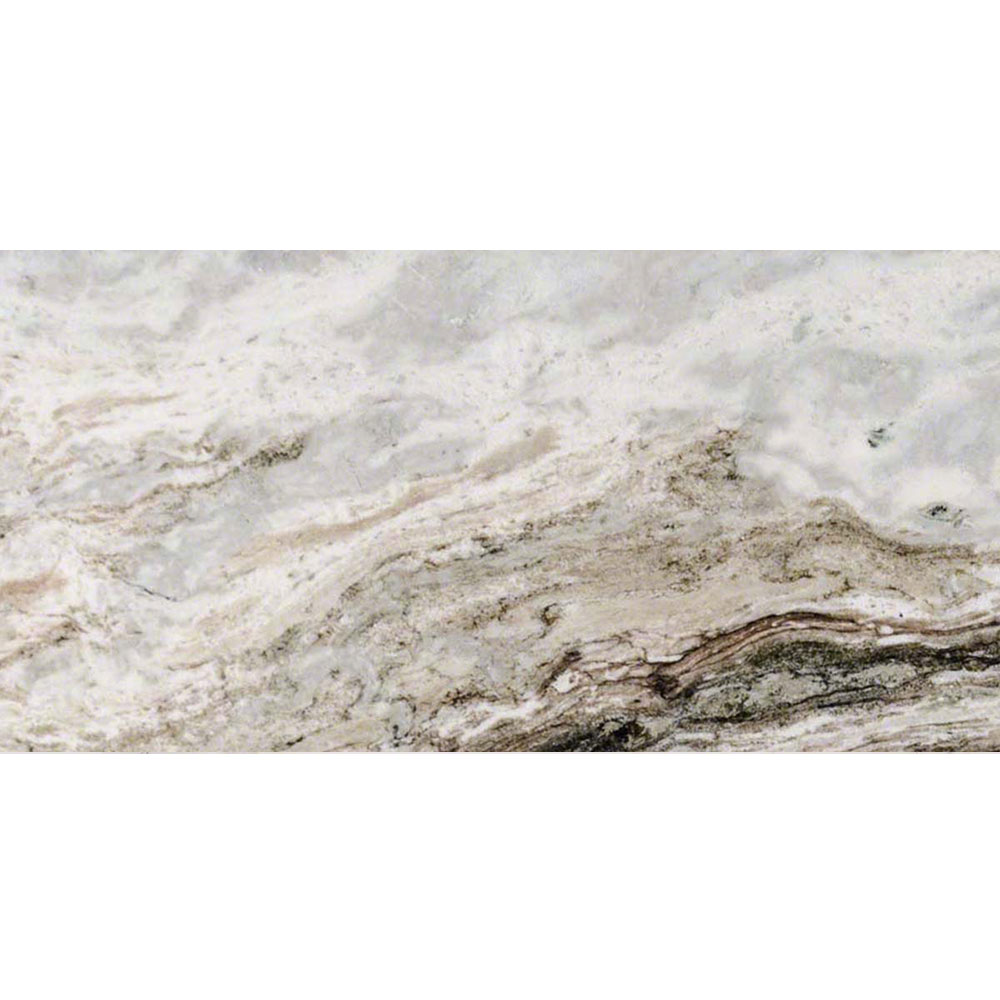 MS International Marble 12 x 24 Polished Fantasy Brown