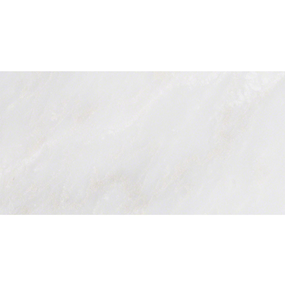 MS International Marble 18 x 36 Polished Arabescato Carrara