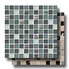 Decorative Blends Mosaic 1 x 1