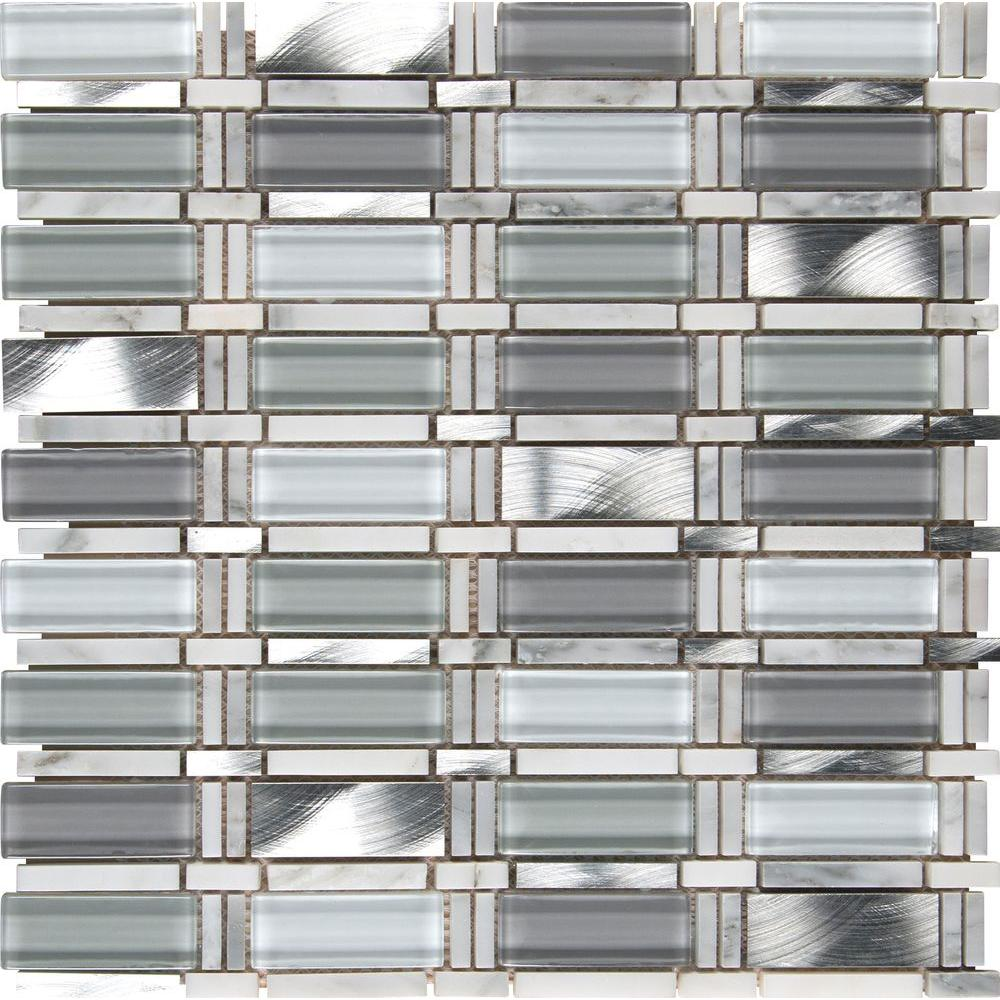 Ms international decorative blends mosaic other icelandic for International decor tiles