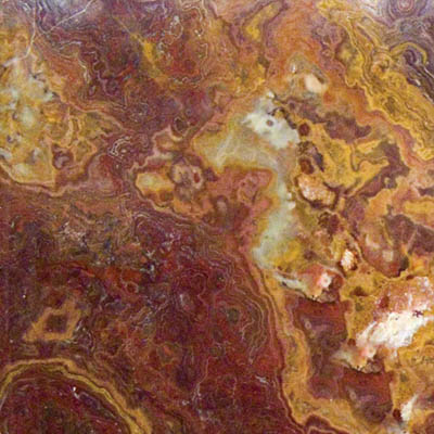 MS International Onyx Stone 12 x 12 Red Onyx