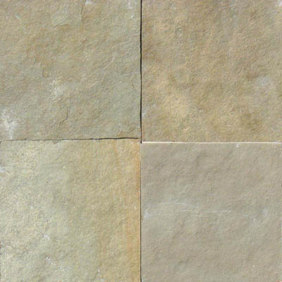 MS International Slate and Quartzite 16 x 16 Gauged Madras Yellow