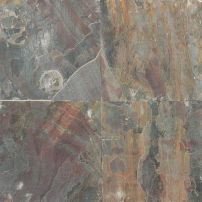 MS International Slate and Quartzite 16 x 16 Gauged Multi Select
