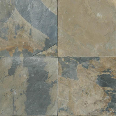 MS International Slate and Quartzite 16 x 16 Gauged Summer Buff