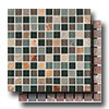 Slate and Quartzite Mosaic 1 X 1