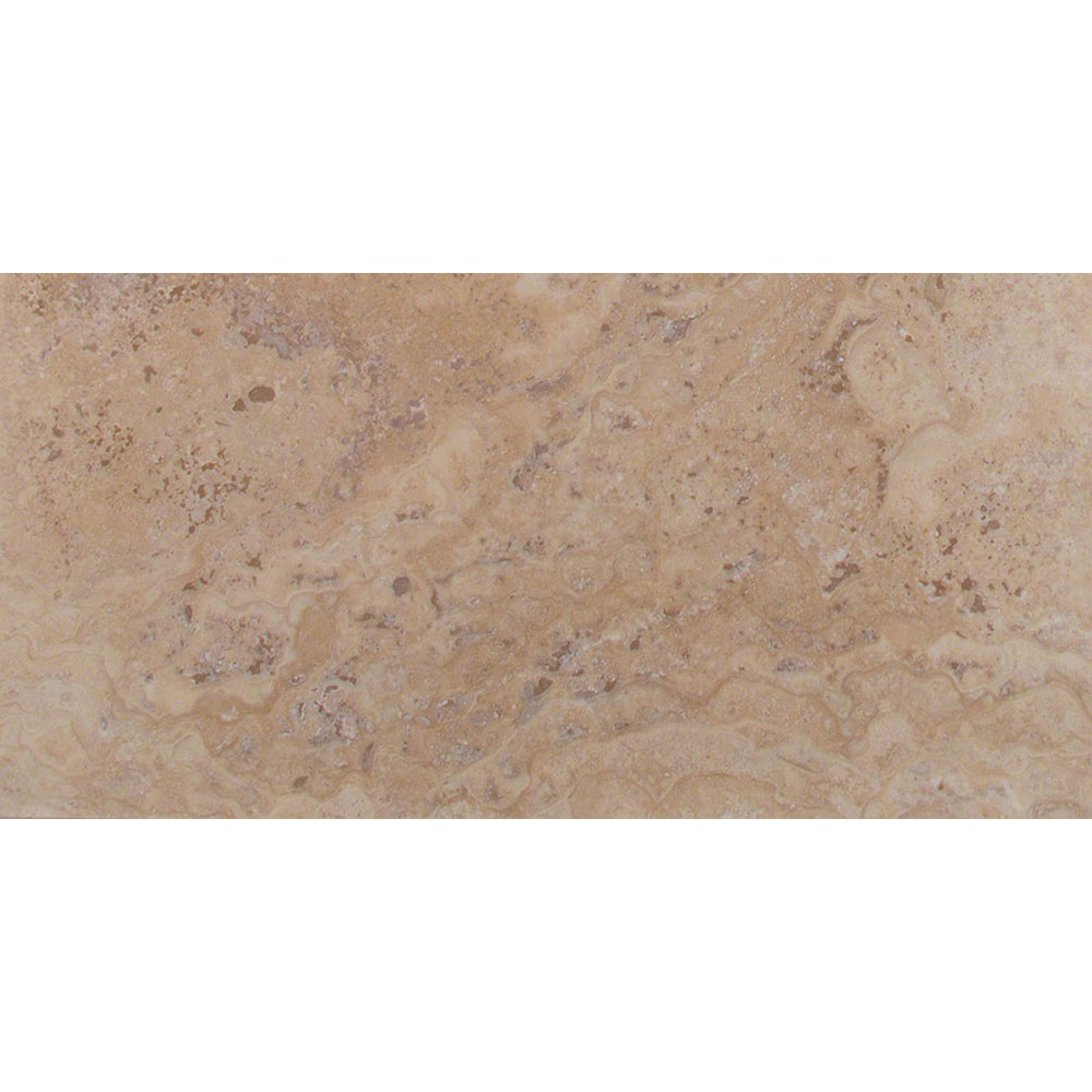 MS International Travertine 12 x 24 Honed Filled Philadelphia