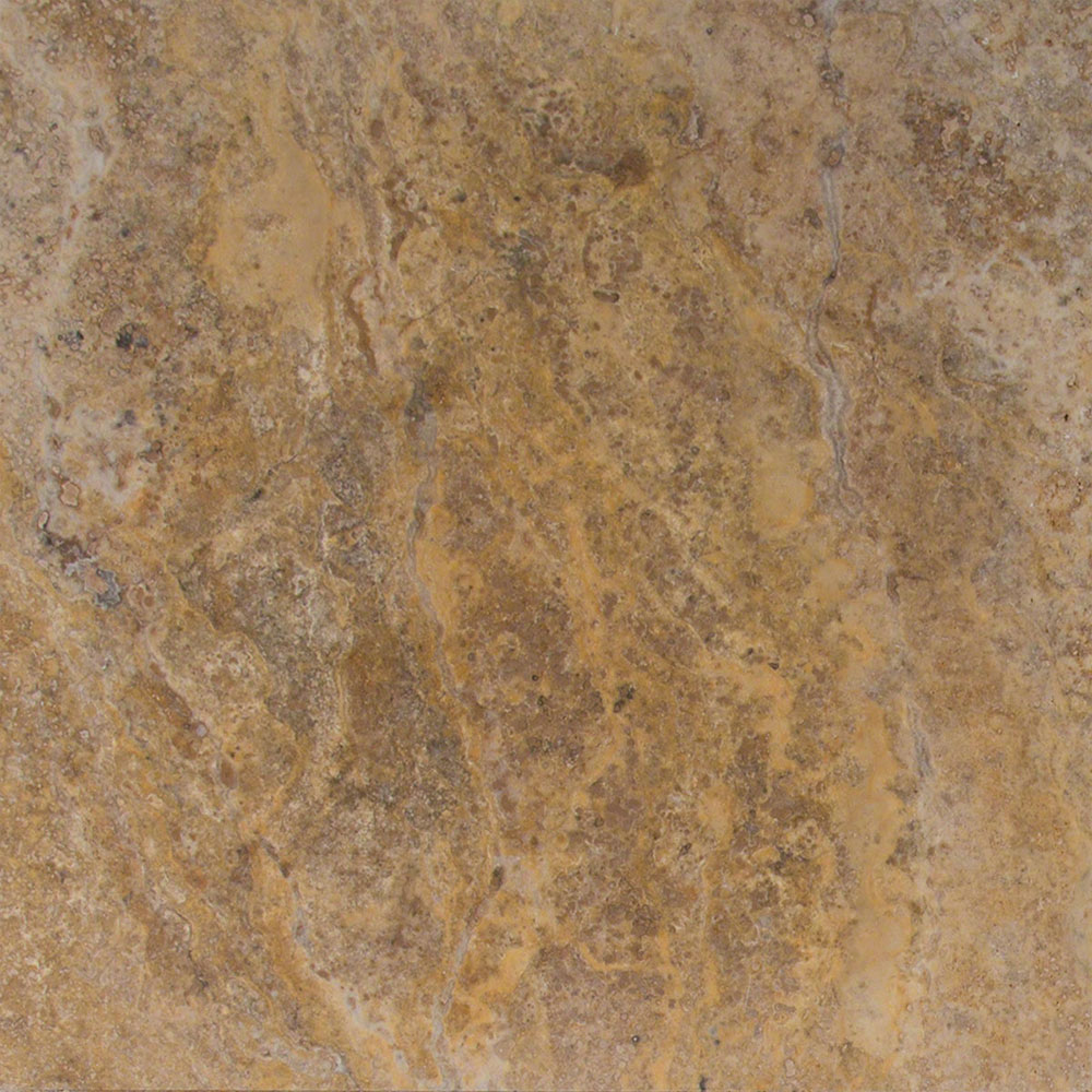 MS International Travertine 18 x 18 Honed Filled Tuscany Scabas
