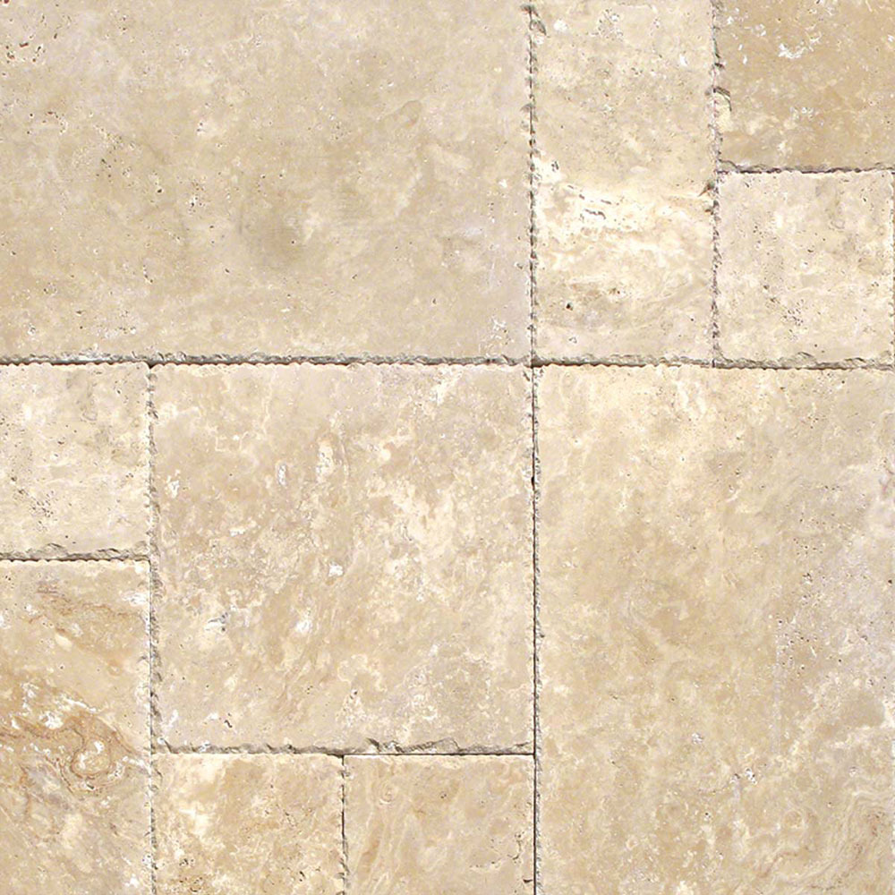 MS International Travertine Versailles Honed Filled Tuscany Beige