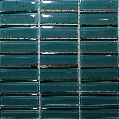 Maestro Mosaics Crystal Glass Mosaic Blue Green A103