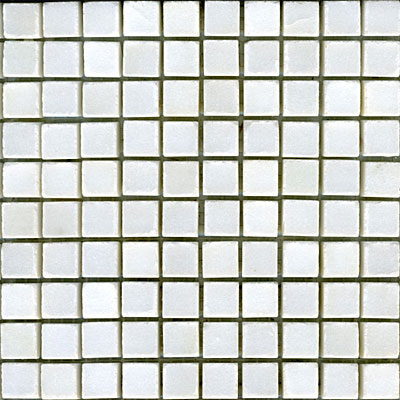 Maestro Mosaics Marble 5/8 x 5/8 Mosaic Polished China White