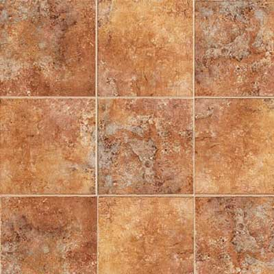 Mannington Pietra 6.5 x 6.5 Adobe Sunset PE2T65