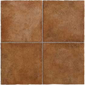 Mannington Tuscan Valley 18 X 18 (Dropped) Adobe Sunset TV0T18