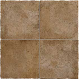 Mannington Tuscan Valley 18 X 18 (Dropped) Sandalwood TV3T18