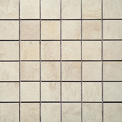 Marazzi Stone Collection Mosaic Square 2 X 2 Stone Ivory M54U