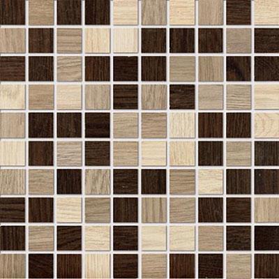 Marazzi treverk mosaic beige teak wenge for Marazzi treverk teak