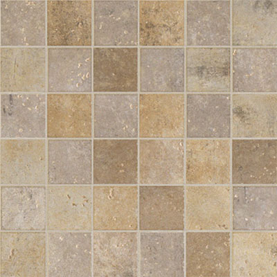 Marazzi Walnut Canyon Mosaic (2x2 Square) Cream UJ34