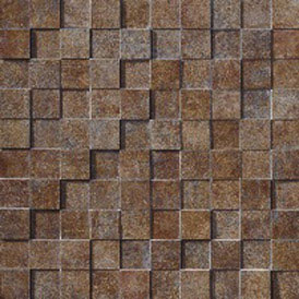 Marca Corona Re-Action Mosaic Brown 3957 MCTREBRBRICK1212