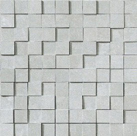 Marca Corona Re-Action Mosaic Grey 3883 MCTREGYBRICK1212
