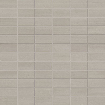 Marca Corona Streaming 1 x 2 Mosaic Grey 7501 MCTSTGRTESSERE