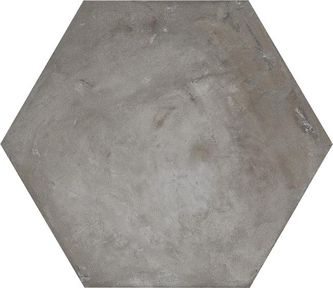 marca corona terra hexagon 8 x 8 antracite. Black Bedroom Furniture Sets. Home Design Ideas